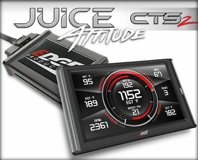 Edge Juice With Attitude CTS2 Monitor 31504 For 06-07 Dodge 5.9L Cummins Diesel Edge Juice Attitude Monitor