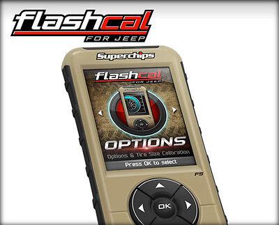 Superchips Flashcal F5 Programmer 3571 for 07-18 Jeep Wrangler JK