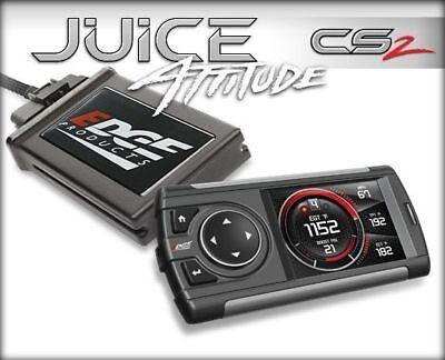 Edge Juice With Attitude CS2 Monitor 31400 For 98.5-00 Dodge 5.9L Cummins Diesel Edge Juice Attitude Monitor