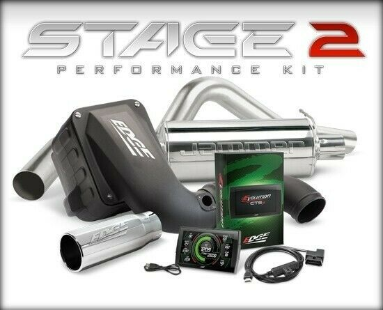 Edge Products Stage 2 CTS3 Performance Package For 2011-2014 Ford 6.7 Super Duty (New - 1377.95 USD)