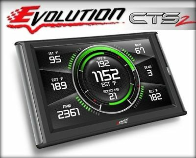 Edge Gas Evolution CTS2 Tuner Monitor 85450 99-15 GM Ford Dodge Car Truck SUV