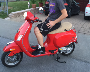Vespa LX50 ONLY 475 KMS!!!