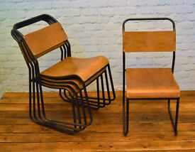 63 available ply stacking vintage chairs antique industrial restaurant retro seating cafe wooden