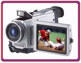 Sony Handycam DCR-TRV50 MiniDV Digital Camcorder Video Camera Recorder Mini DV Tape Nightshot