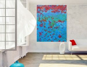 ONE-OF-A-KIND Original Contemporary Paintings Cambridge Kitchener Area image 4