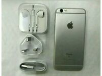 Apple Iphone 6s silver 64GB smartphone EE