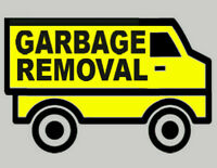 Household Garbage Removal   416-704-1607