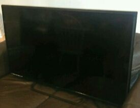 40 inch led tv ( Sold subject to collection)