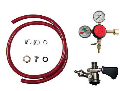 Kegerator Kit For 1 Line With Co2 Tank