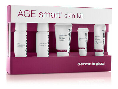 Age Smart Kit: Cleanser + Mist + Masque + Power Firm + Map-1