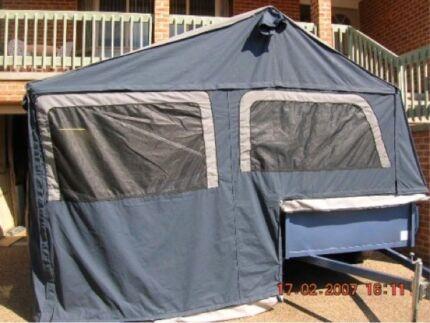 Camper Trailer - Price dropped!  Weston Weston Creek Preview