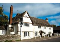 Part Time Bar and Waiting Staff for Award Winning Country Pub and Restaurant