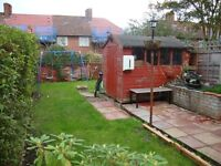 Lovely 2 bedroom house with off street parking and garden in Morden close to town centre SM4