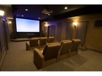 Professional Design & Installation | Advanced Home Cinema & TV Installation | Free Estimate