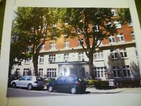 1 BEDROOM IN ST JOHN'S WOOD A BRIGHT FLAT IN THIS MUCH SOUGHT AFTER BLOCK OF FLATS