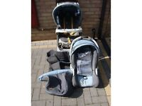 GRACO TRAVEL SYSTEM (Needs TLC, has been Garage Stored)SELSTON AREA.