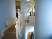 VERY large Superior 1 bed top-floor maisonette available Sept 21st