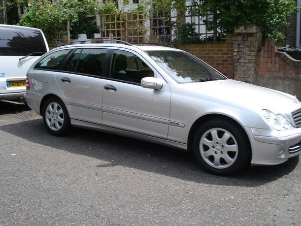 Mercedes C240 Estate 2004 LOW MILEAGE!