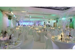 Chair Cover Hire 79p Wedding Stage Hire £299 Wedding Catering £5.99 Packages £9 Starlight Backdrop   Picture 4