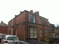 Beautiful 2 bedroom fully furnished upper flat Low Fell next to Saltwell Park