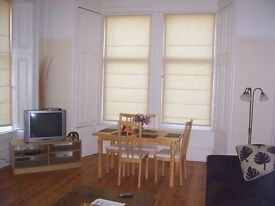 Short term let( fromJan)include council tax.Southside.large room furnished flat Glasgow near subway
