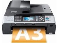 A3 Printer with lots of professional features.