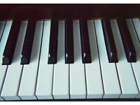 Piano Lessons Given by Experienced, Highly-qualified Piano Teacher
