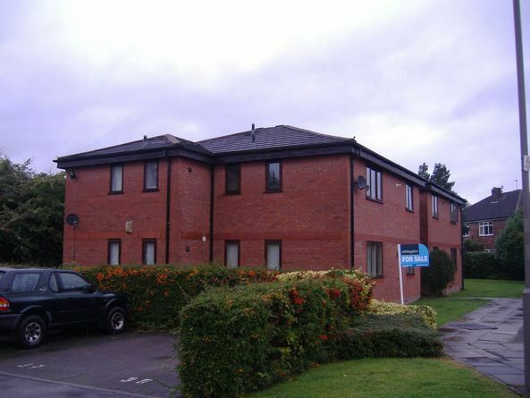 Rye Grove, West Derby L12 - 2 bed ground floor flat to let in quiet cul de sac