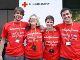 LOOKING FOR A FUN AND REWARDING CAREER? DOOR TO DOOR FUNDRAISE WITH THE BRITISH RED CROSS! £9-12ph  Picture 3