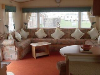 2 luxury holiday caravans for hire at Richmond Holiday Center Skegness  Picture 2