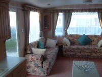 3 BED 8 BERTH CARAVAN FOR HIRE -- NAZE MARINE -- NOW FULLY BOOKED TIL OCT - BOOK NOW FOR 2017 DEALS