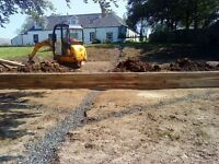 camkat excavations mini digger and driver for hire glasgow and ayrshire