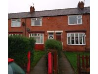 TO LET, 2 BED HOUSE, GARDEN, SOUTH BANK, MIDDLESBROUGH, NO DEPOSIT