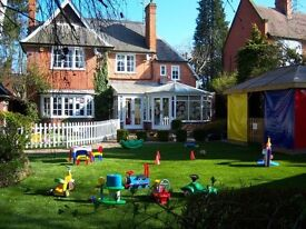 Part Time Cook / Chef required at Childrens Nursery in Stoneygate, Leicester