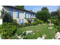 GREAT FAM HSE @POOL RENT IN SOUTH/WEST FRANCE -SLEEPS 11 ALL RMS ENSUITE POOL AVAIL FROM 9TH MAY