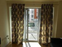 Heal's Curtains--Perfect Condition