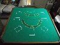 Gaming Table from Sorento Italy