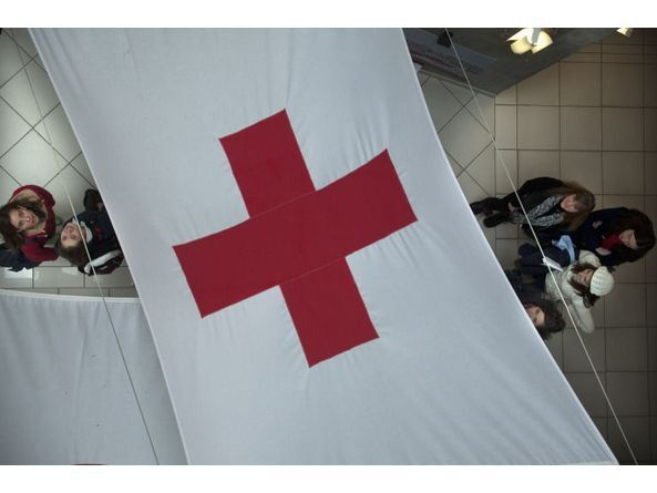 BRITISH RED CROSS FUNDRAISING TEAM LEADERS WANTED NOW! £9-14 per hr
