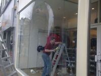 glass glazing glaziers fast window repair mirrors shop windows double glazing secondary glazing