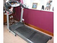 Bremshey Treadline Control Treadmill