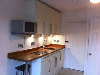 Recently refurbished Studio Flat, Central Bradford-on-Avon  Picture 1