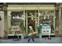 Chandos Deli, George Street, Bath, Full-Time staff required