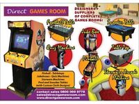 boxing machine hire /arcade machines for hire machines/arcade machines for sale/gamesrooms