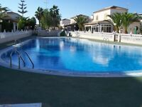 Villa Playa Flamenca C Blanca Spain No extras to price March 2017 7N £232