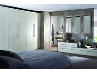 Huge Savings on Made to Measure Fitted Sliding Wardrobes and Fitted Bedroom Wardrobes