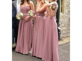 1000 images about wedding on pinterest dusky pink for Dusky pink wedding dress