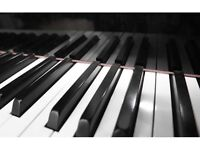 Piano, music theory and composition lessons (also accompanist/coach)