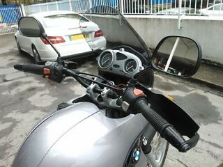 Moped Roof on Bmw F650 Gs Silver In Harow  London   Motorbikes   Scooters For Sale