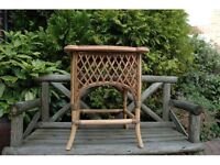 Rattan/Cane/Bamboo Occasional/Coffee/Conservatory Table