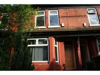 Room for rent in 5 bed house, levenshulme, utilites and c tax inc